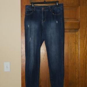 1822 crop pants